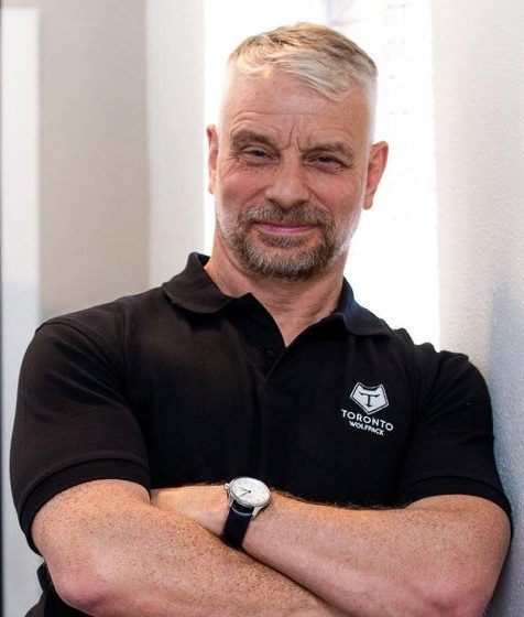 Brian Noble MBE